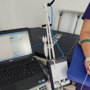 Electromiografia de 4 extremidades ( miembros superiores e inferiores )